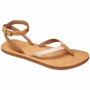 REEF Gypsy wrap sandals